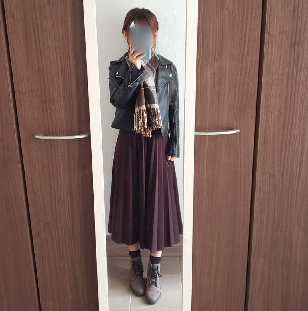 最高気温6度・最低気温2度 04_08_2mamaの服装