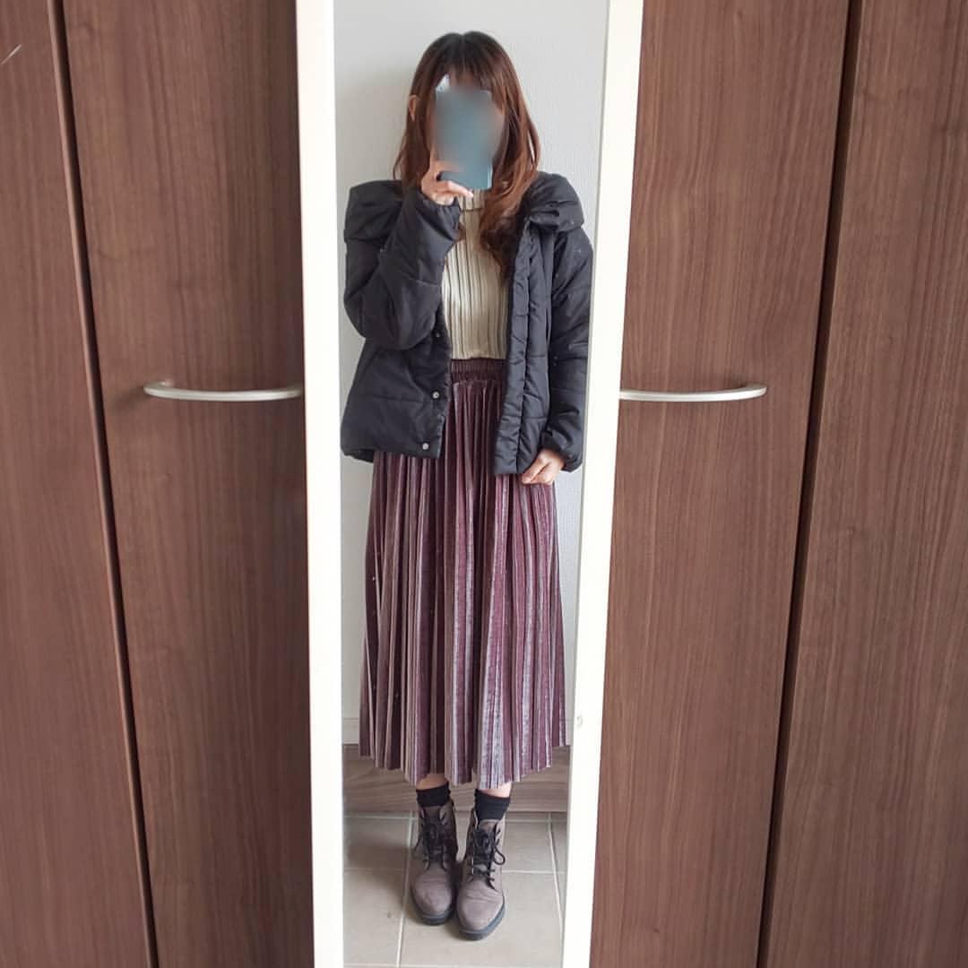 最高気温4度・最低気温0度 04_08_2mamaの服装