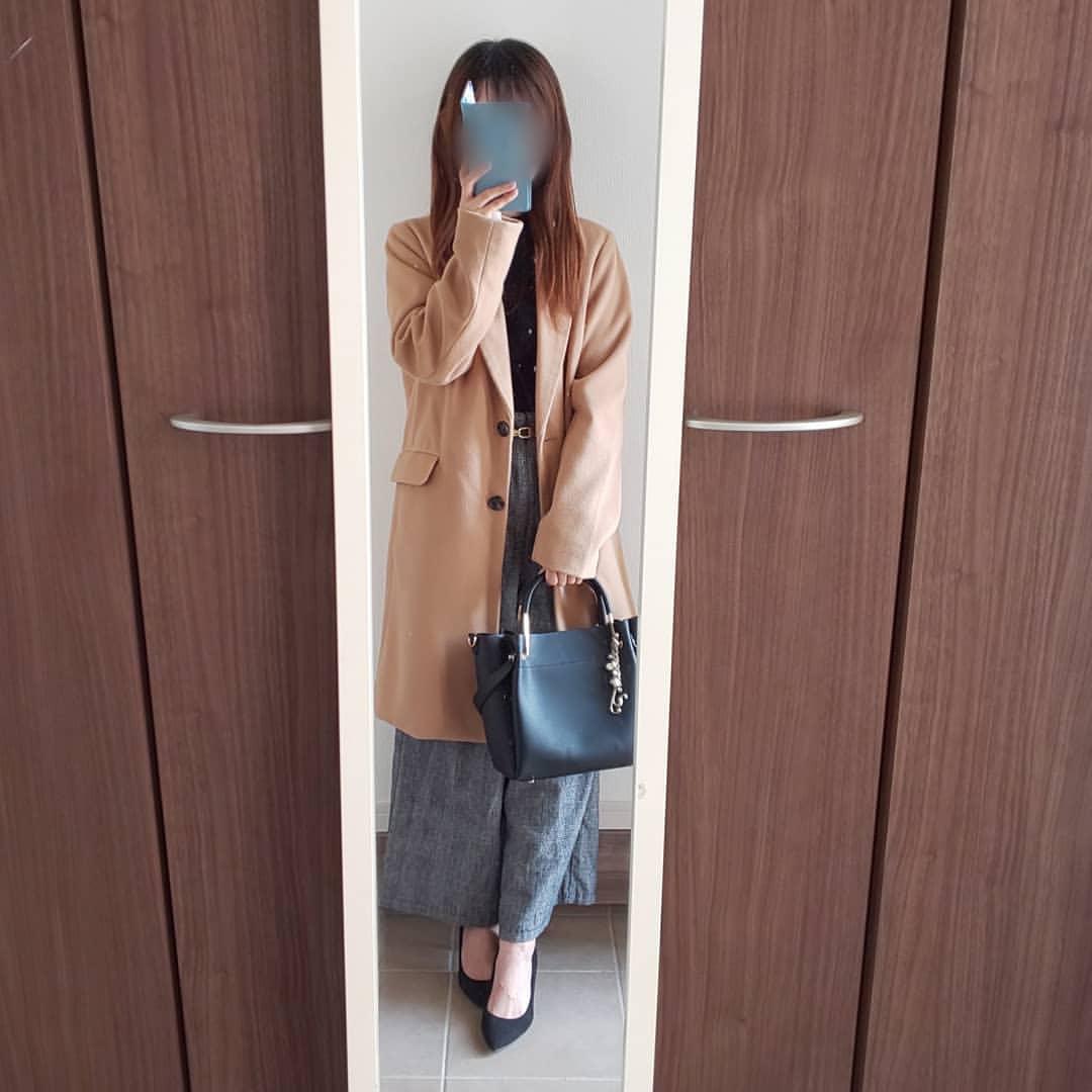 最高気温8度・最低気温3度 04_08_2mamaの服装