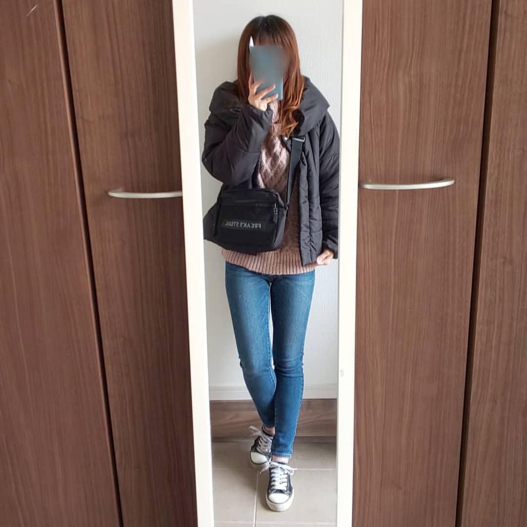 最高気温8度・最低気温1度 04_08_2mamaの服装