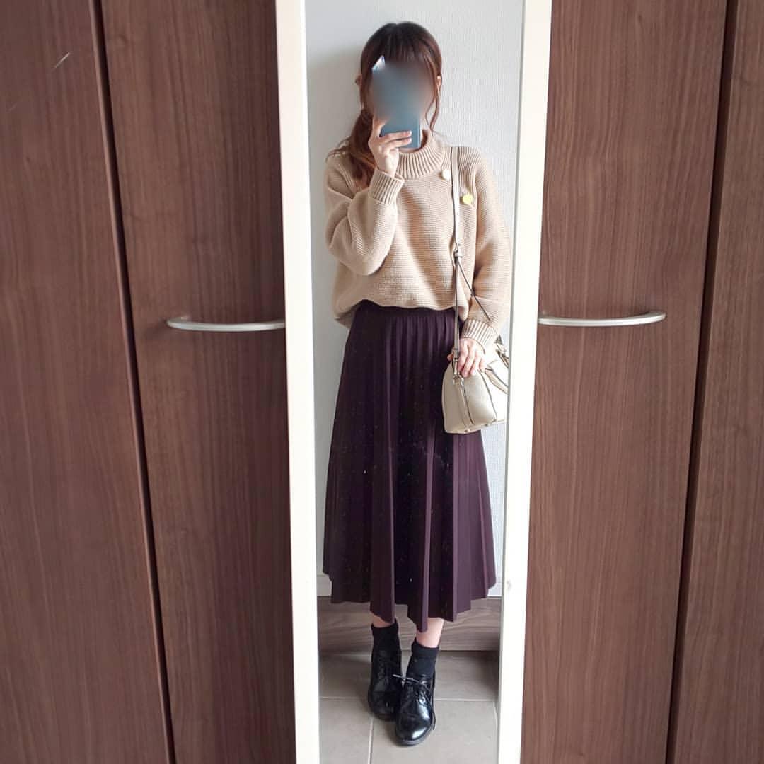 最高気温12度・最低気温6度 04_08_2mamaの服装