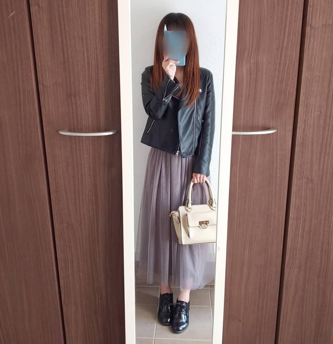 最高気温17度・最低気温9度 04_08_2mamaの服装