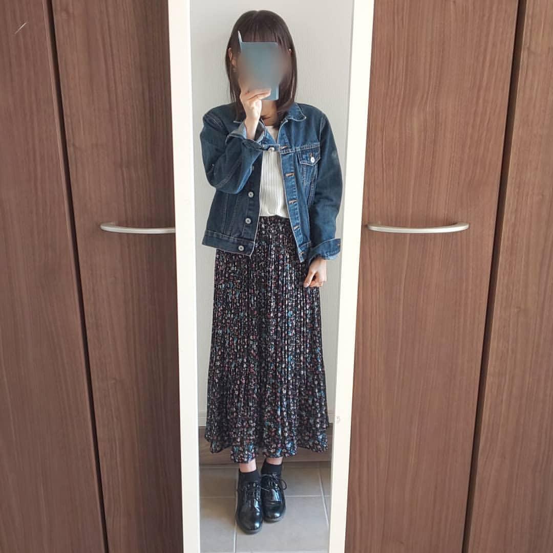 最高気温16度・最低気温4度 04_08_2mamaの服装