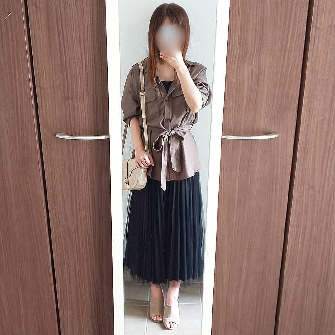 最高気温30度・最低気温20度 04_08_2mamaの服装
