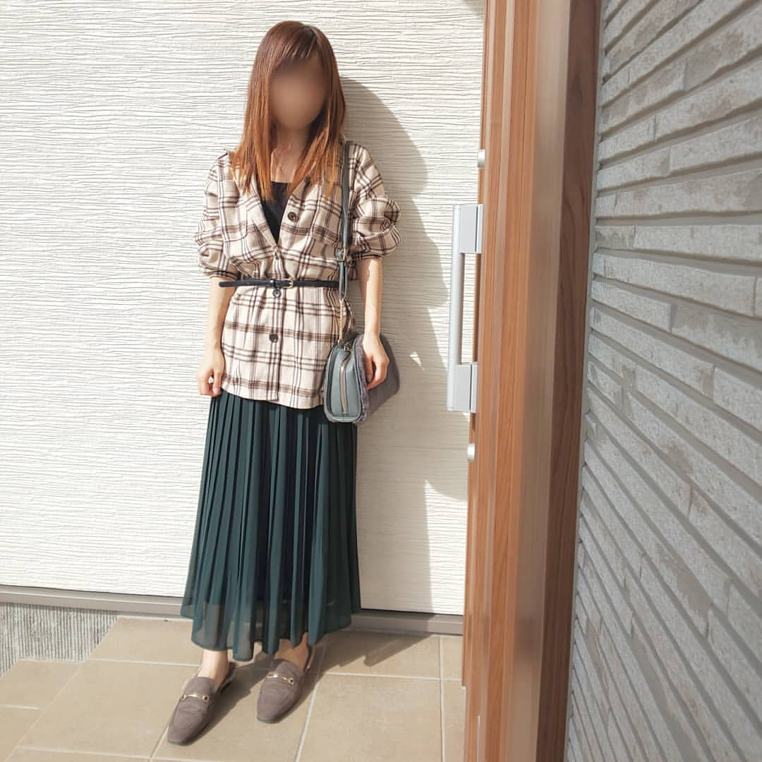 最高気温21度・最低気温15度 04_08_2mamaの服装
