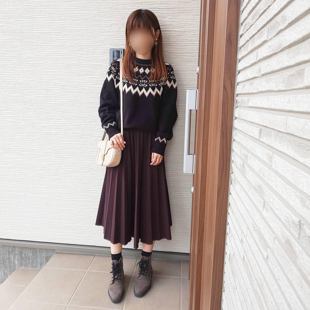 最高気温19度・最低気温8度 04_08_2mamaの服装