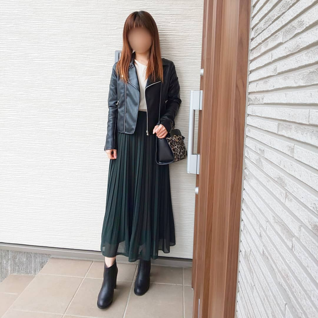 最高気温10度・最低気温6度 04_08_2mamaの服装
