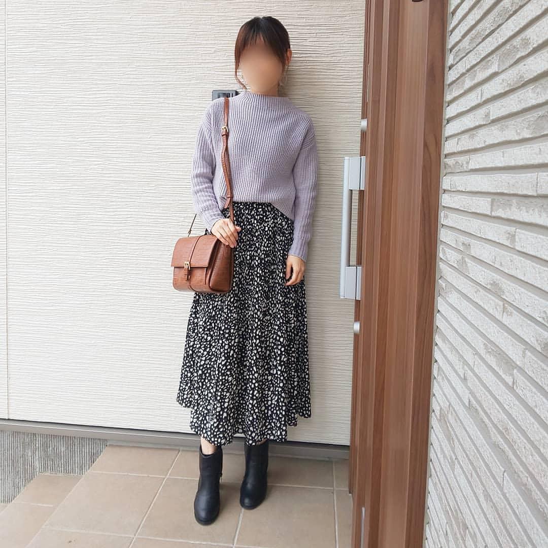 最高気温10度・最低気温5度 04_08_2mamaの服装