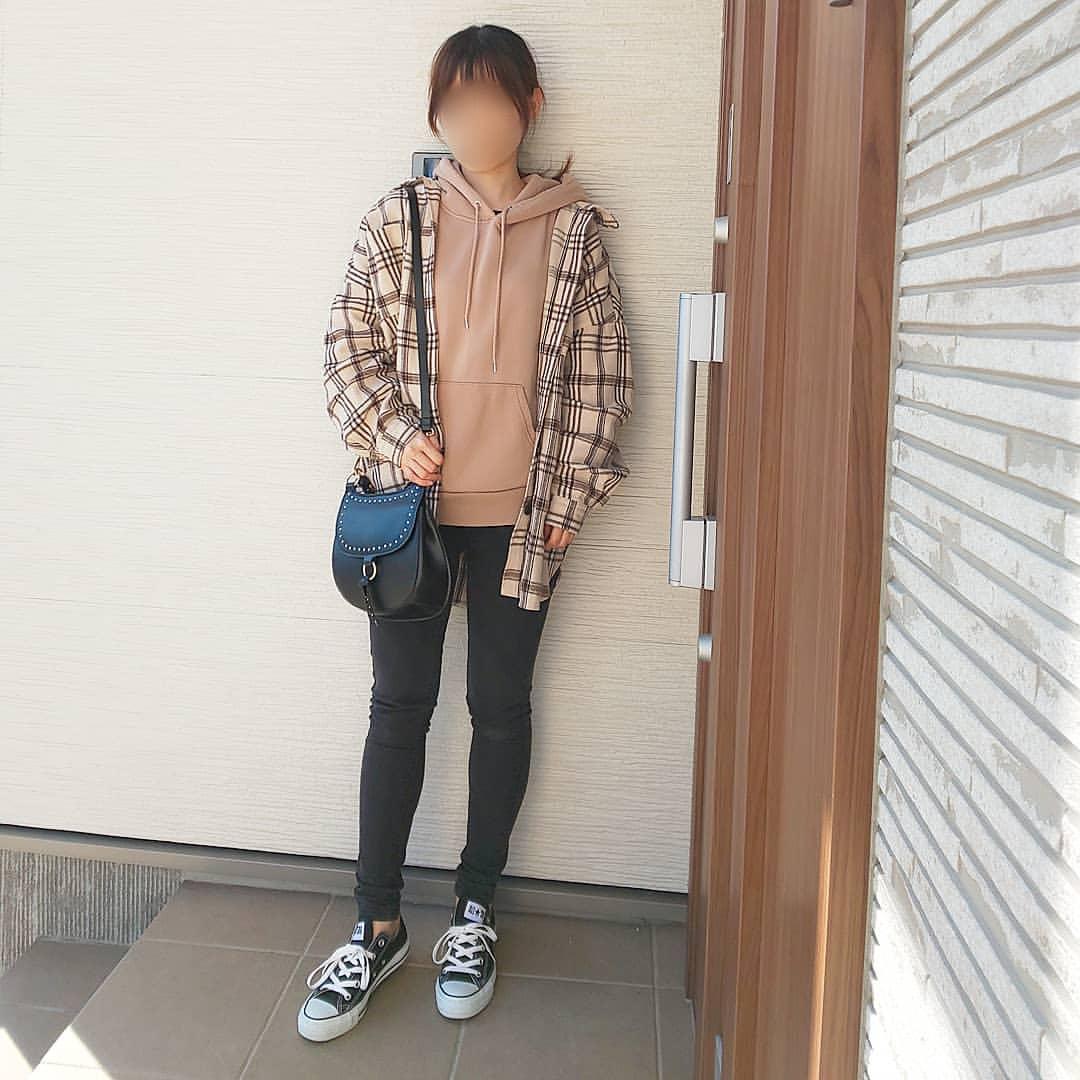 最高気温16度・最低気温8度 04_08_2mamaの服装