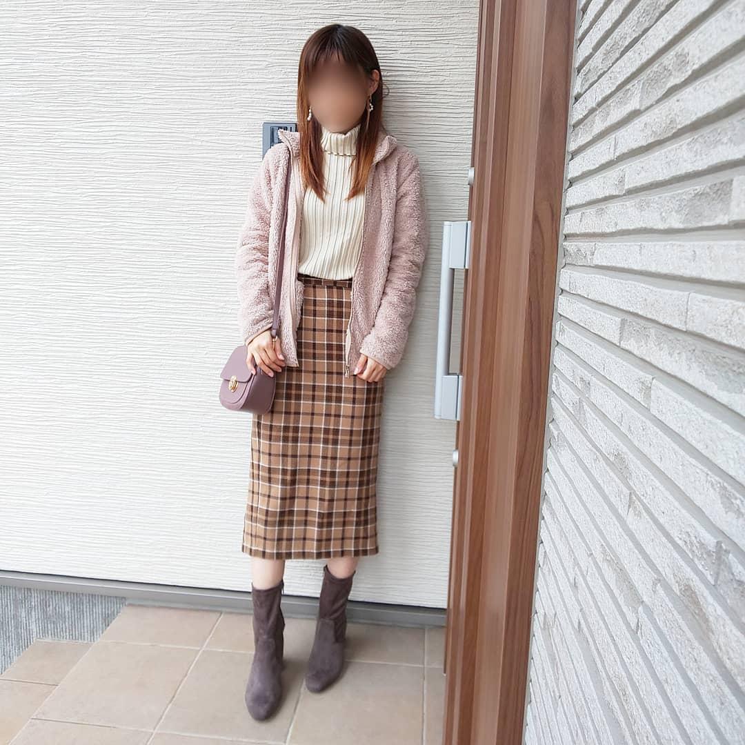 最高気温20度・最低気温16度 04_08_2mamaの服装