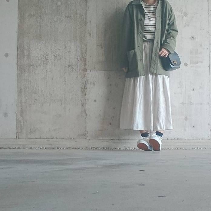 最高気温12度・最低気温3度 ___.ncnの服装