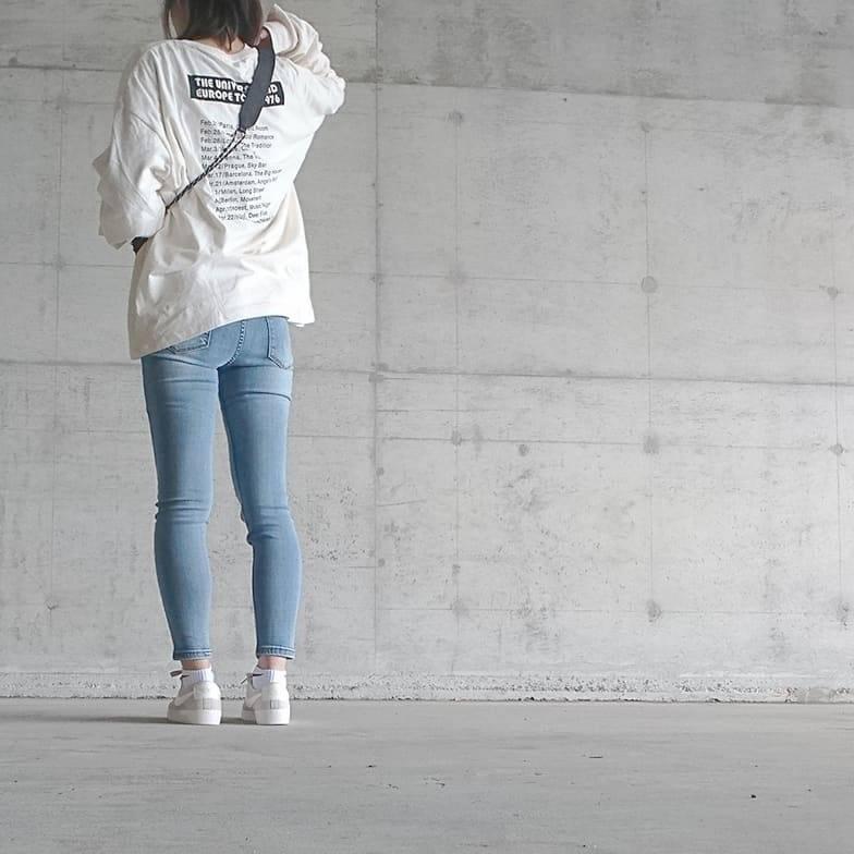 最高気温21度・最低気温8度 ___.ncnの服装