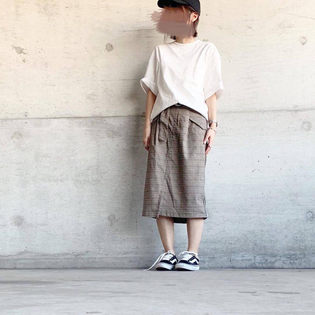 最高気温35度・最低気温27度 ___.ncnの服装