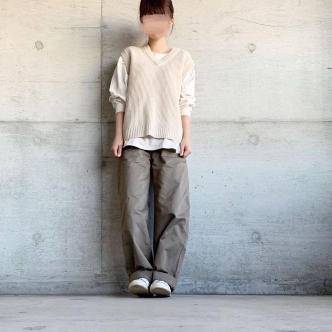 最高気温27度・最低気温17度 ___.ncnの服装