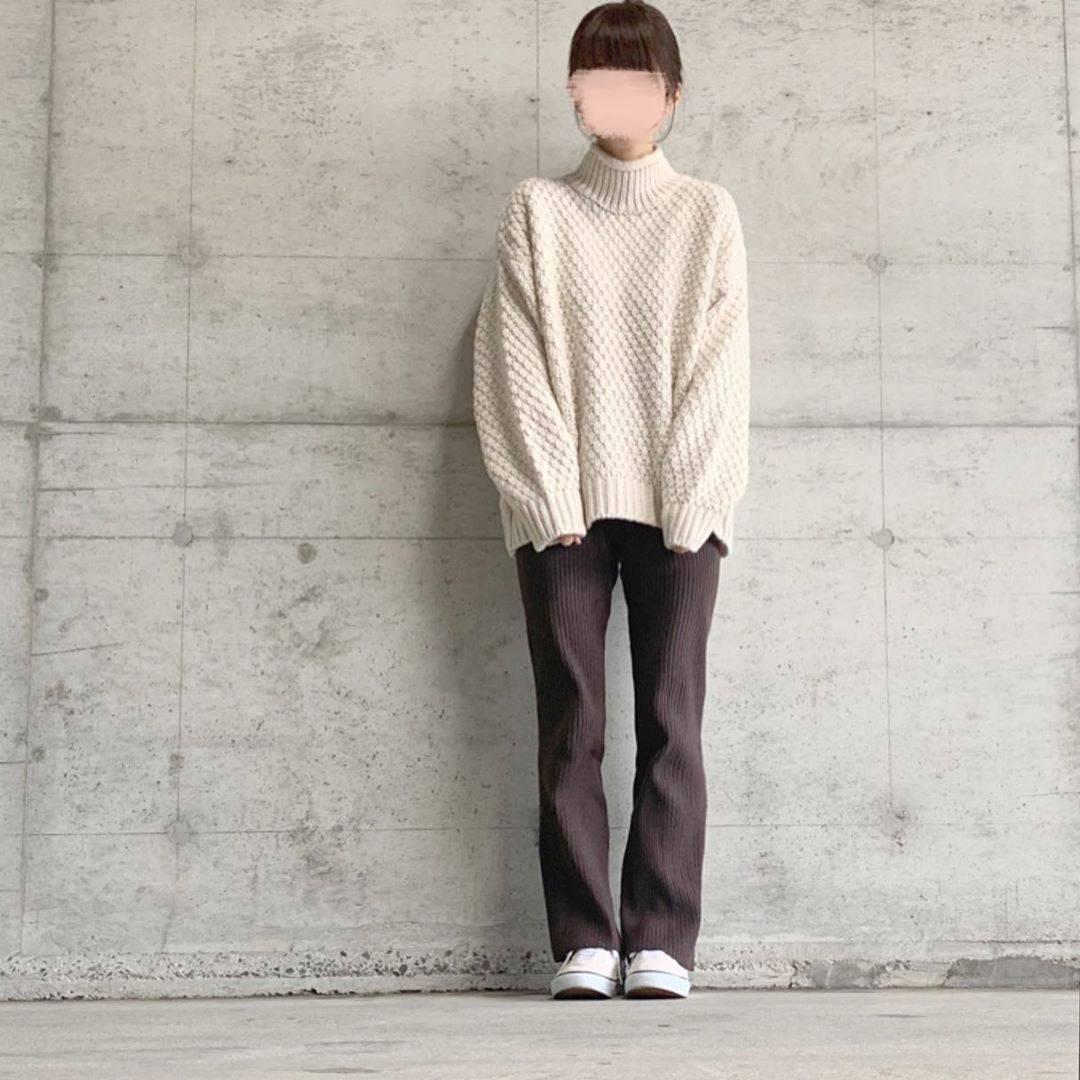 最高気温18度・最低気温12度 ___.ncnの服装