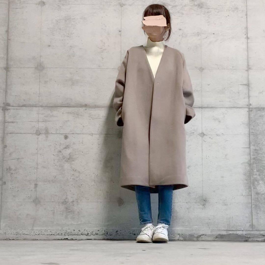 最高気温17度・最低気温9度 ___.ncnの服装