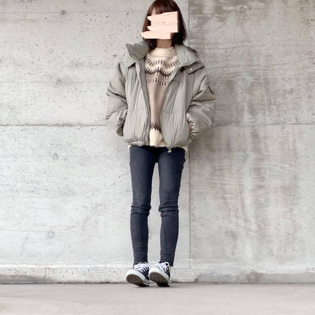 最高気温12度・最低気温5度 ___.ncnの服装
