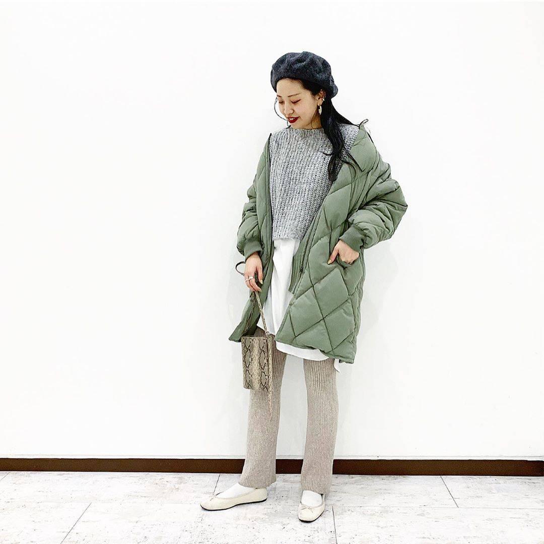最高気温13度・最低気温9度 ________mario____________の服装