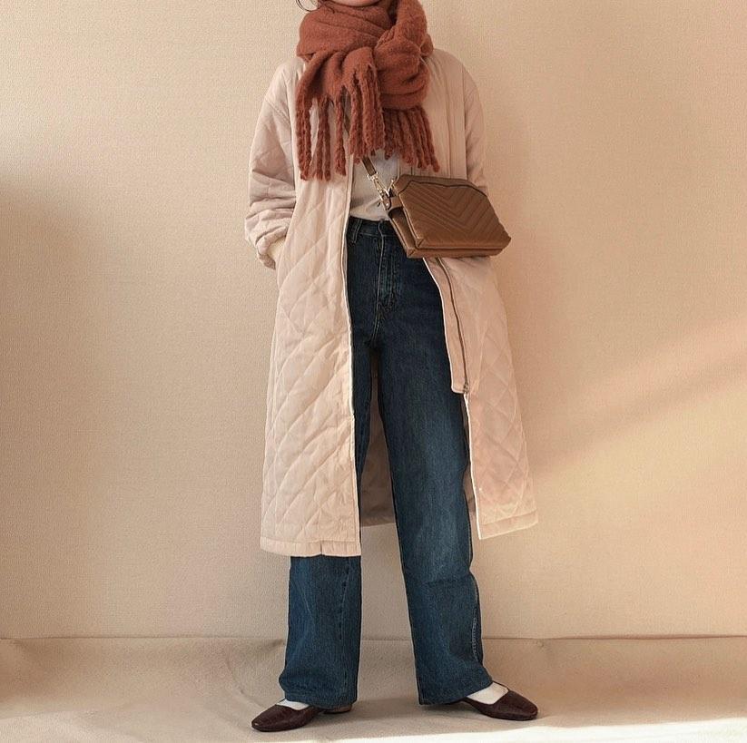 最高気温14度・最低気温5度 ___kaedeeの服装