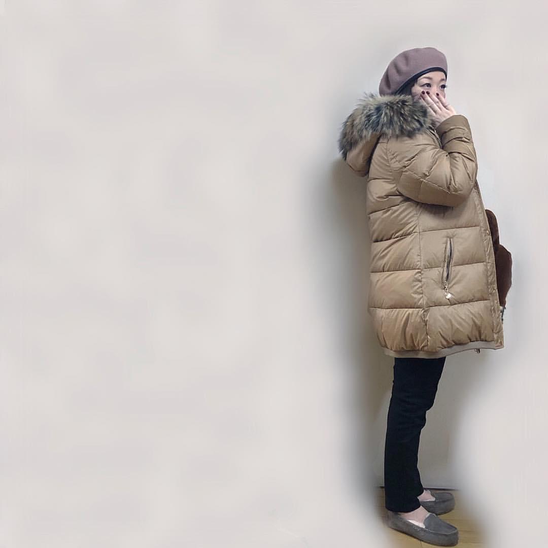 最高気温9度・最低気温1度 ___m6______erkの服装