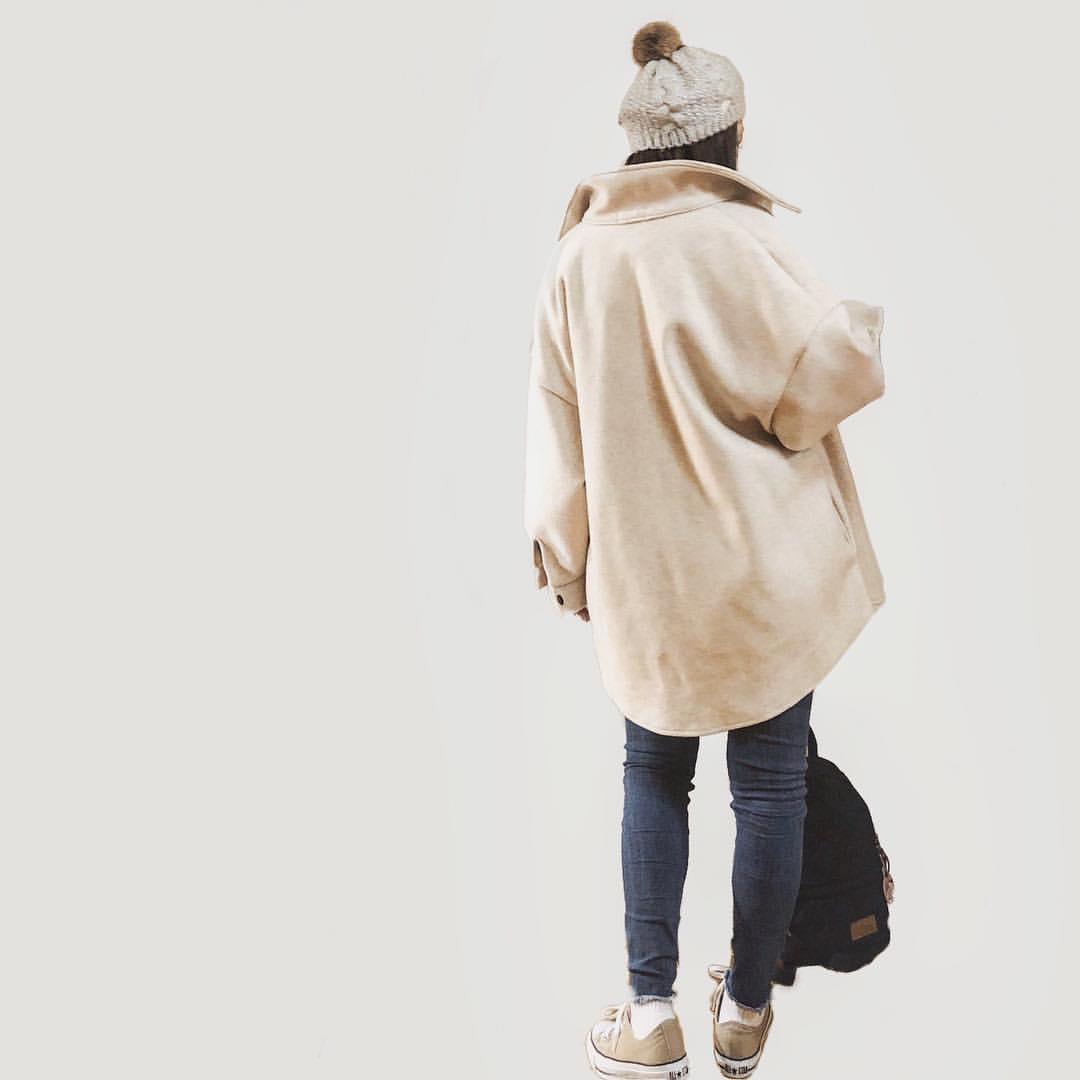 最高気温16度・最低気温6度 ___m6______erkの服装