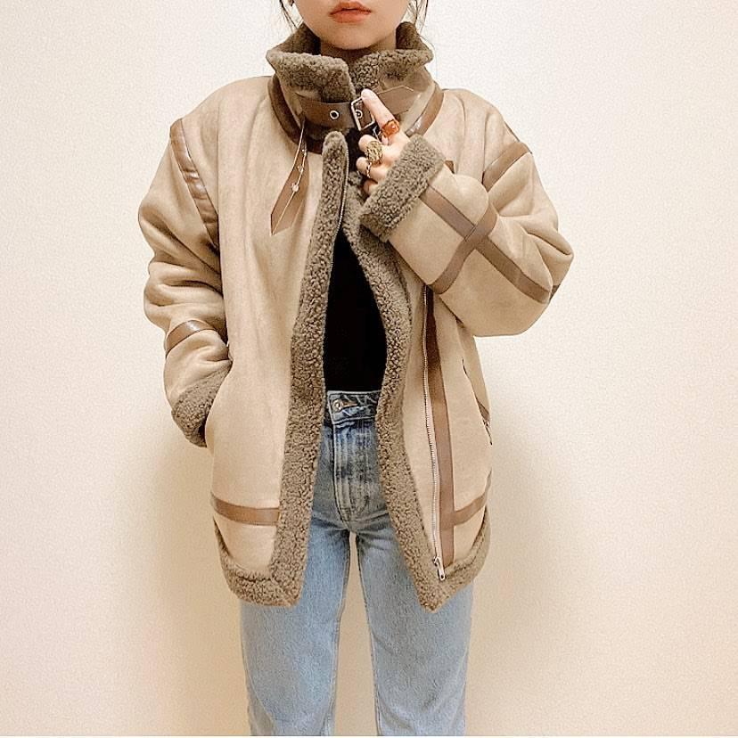 最高気温10度・最低気温3度 __saxxyaxxの服装