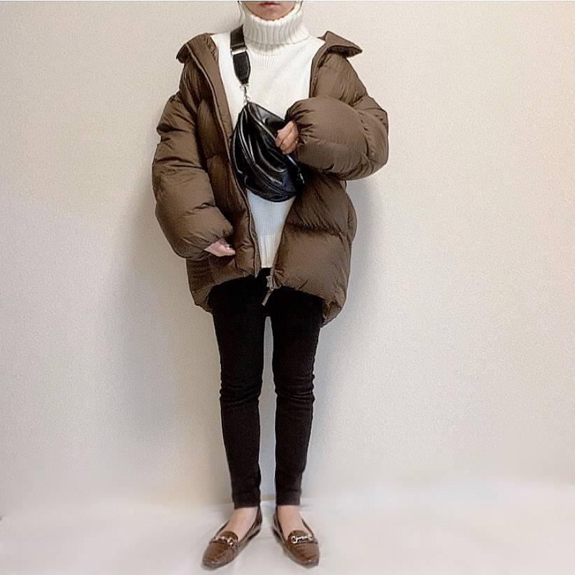 最高気温16度・最低気温5度 __saxxyaxxの服装