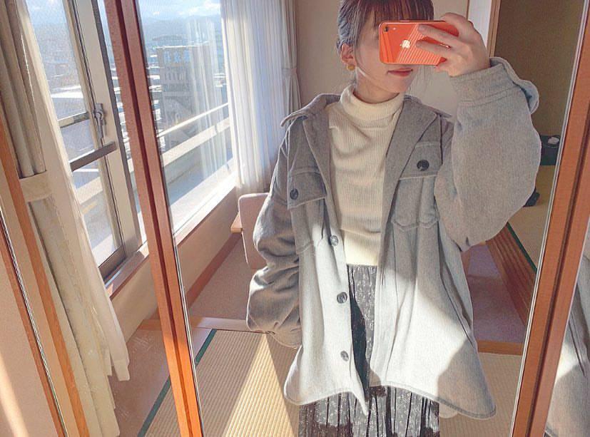 最高気温10度・最低気温3度 __tachaaanの服装