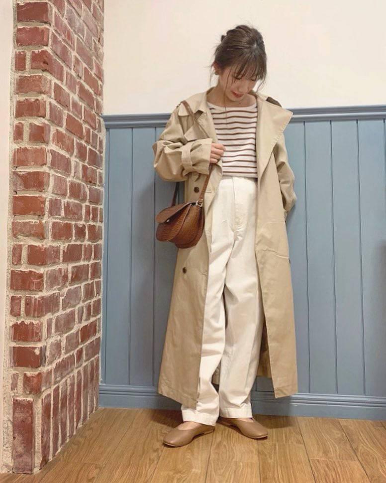 最高気温7度・最低気温-1度 __tachaaanの服装