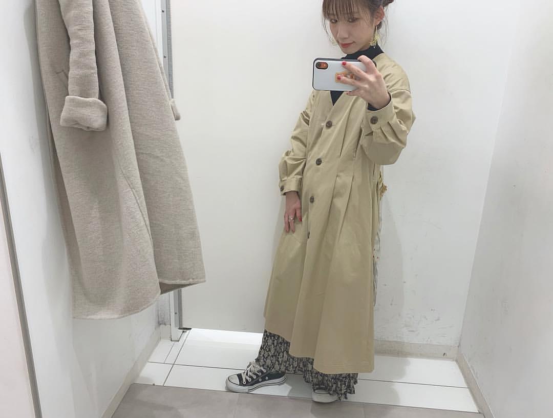 最高気温12度・最低気温6度 __tachaaanの服装