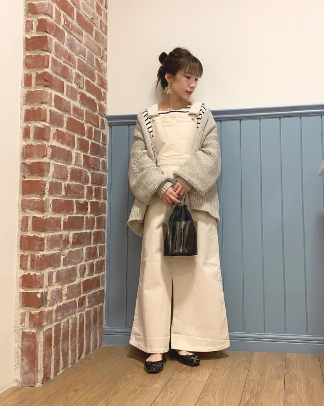 最高気温13度・最低気温6度 __tachaaanの服装
