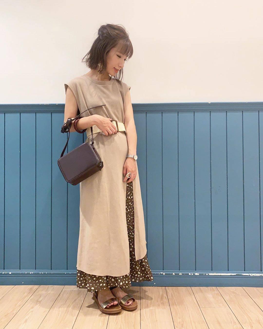 最高気温29度・最低気温22度 __tachaaanの服装