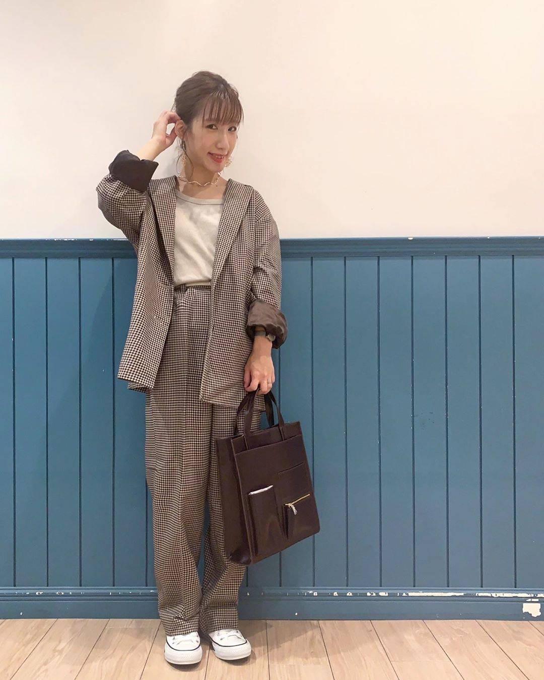 最高気温24度・最低気温18度 __tachaaanの服装