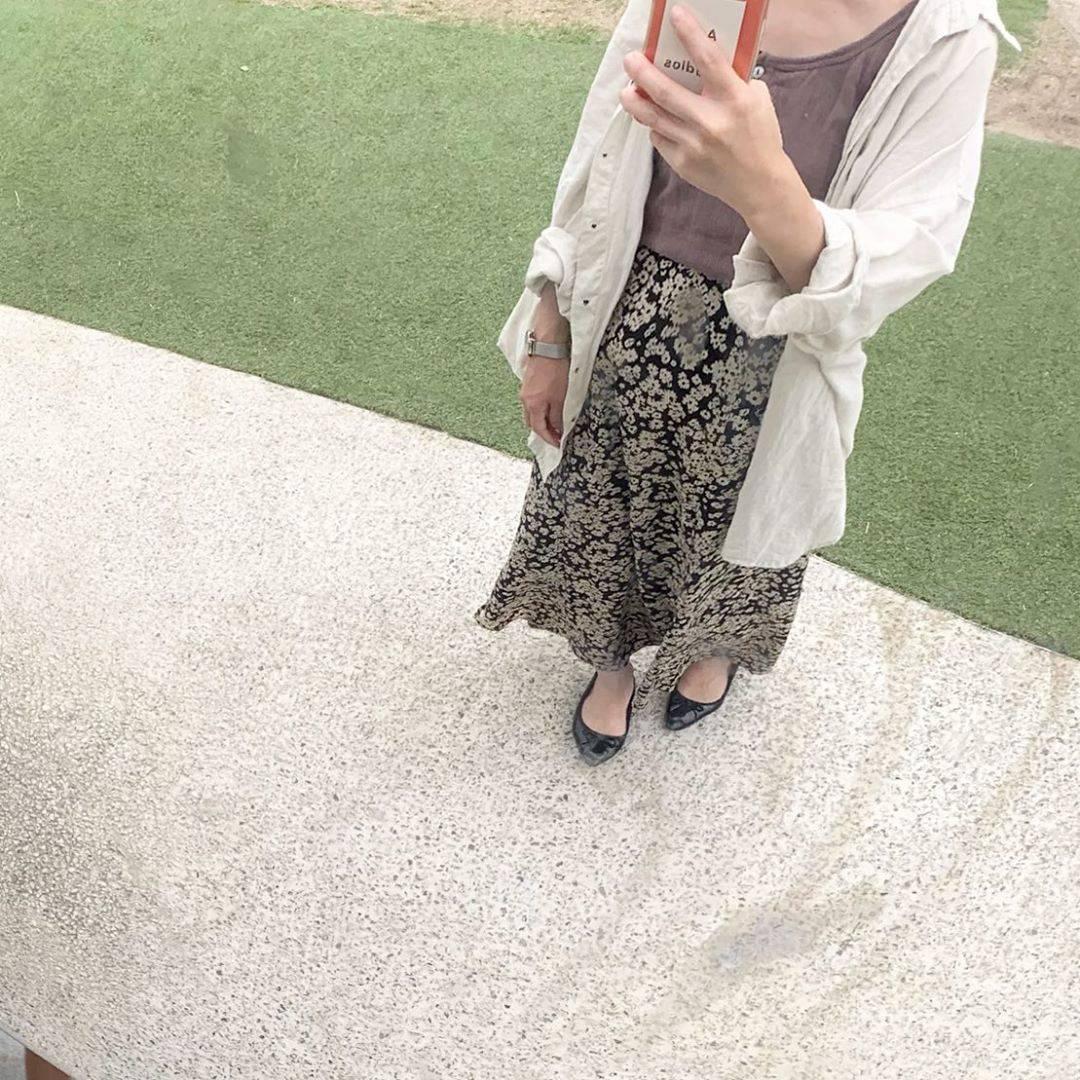最高気温30度・最低気温20度 __tachaaanの服装
