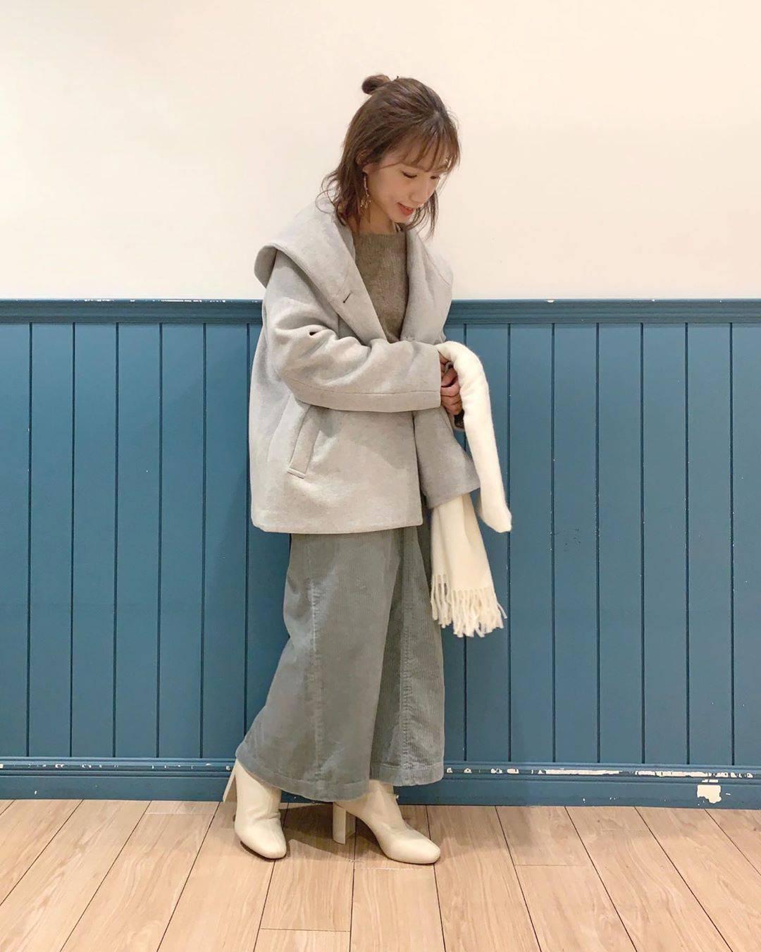 最高気温23度・最低気温12度 __tachaaanの服装