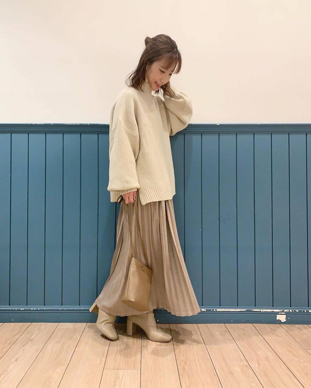 最高気温20度・最低気温11度 __tachaaanの服装