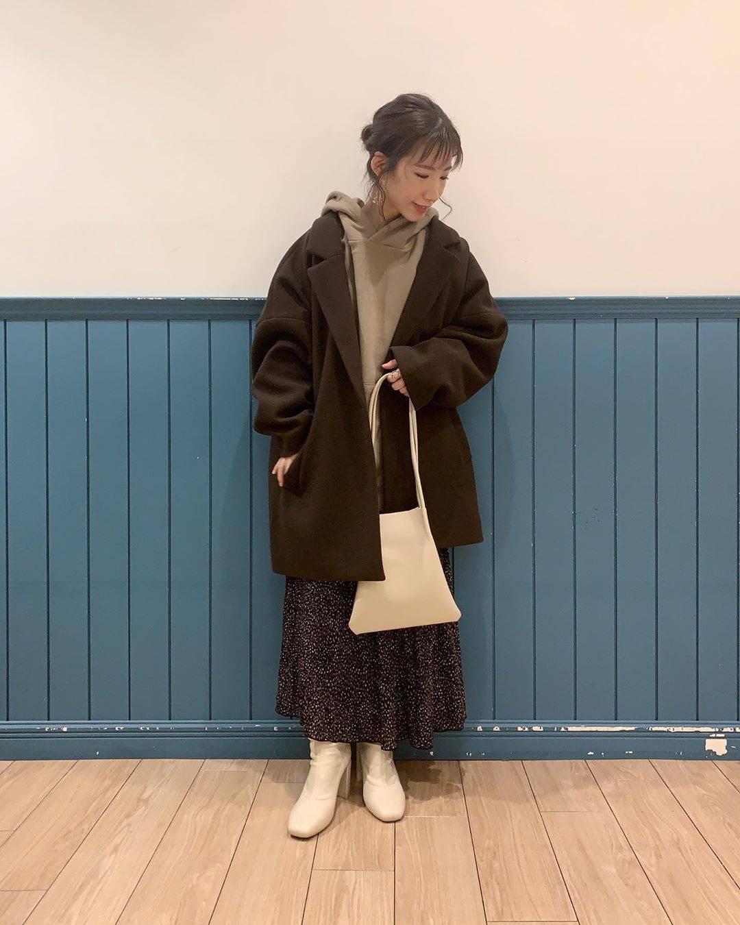 最高気温11度・最低気温1度 __tachaaanの服装