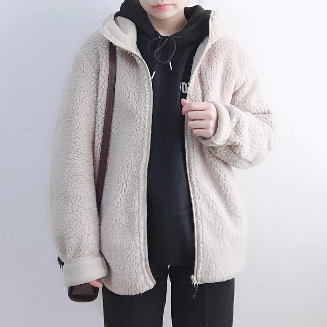 最高気温10度・最低気温2度 _a03man_の服装