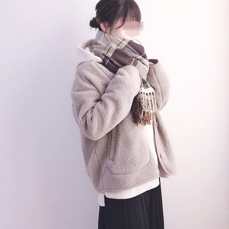 最高気温10度・最低気温0度 _a03man_の服装