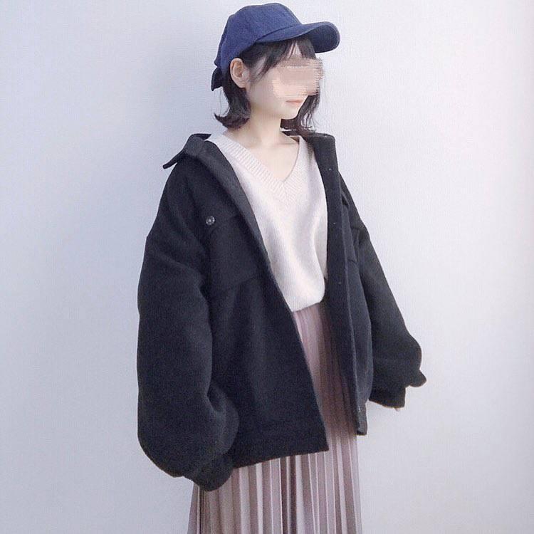 最高気温11度・最低気温3度 _a03man_の服装