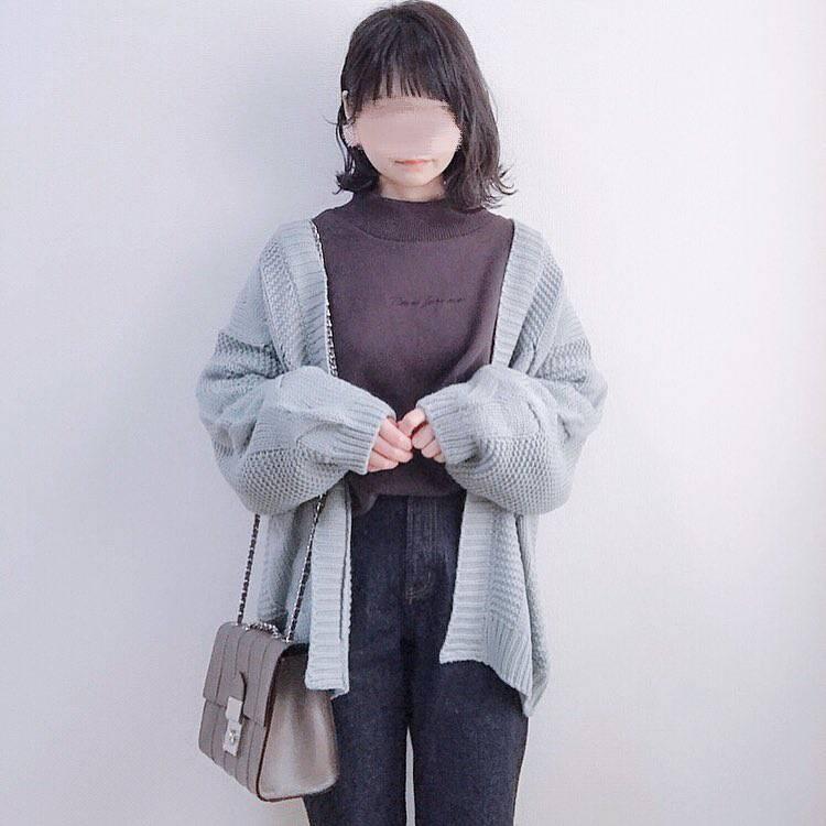 最高気温19度・最低気温5度 _a03man_の服装