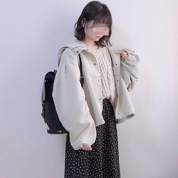 最高気温14度・最低気温7度 _a03man_の服装