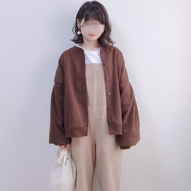 最高気温14度・最低気温8度 _a03man_の服装