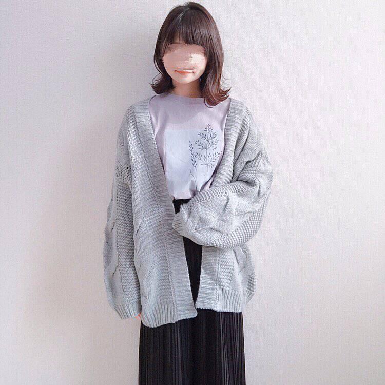 最高気温14度・最低気温2度 _a03man_の服装