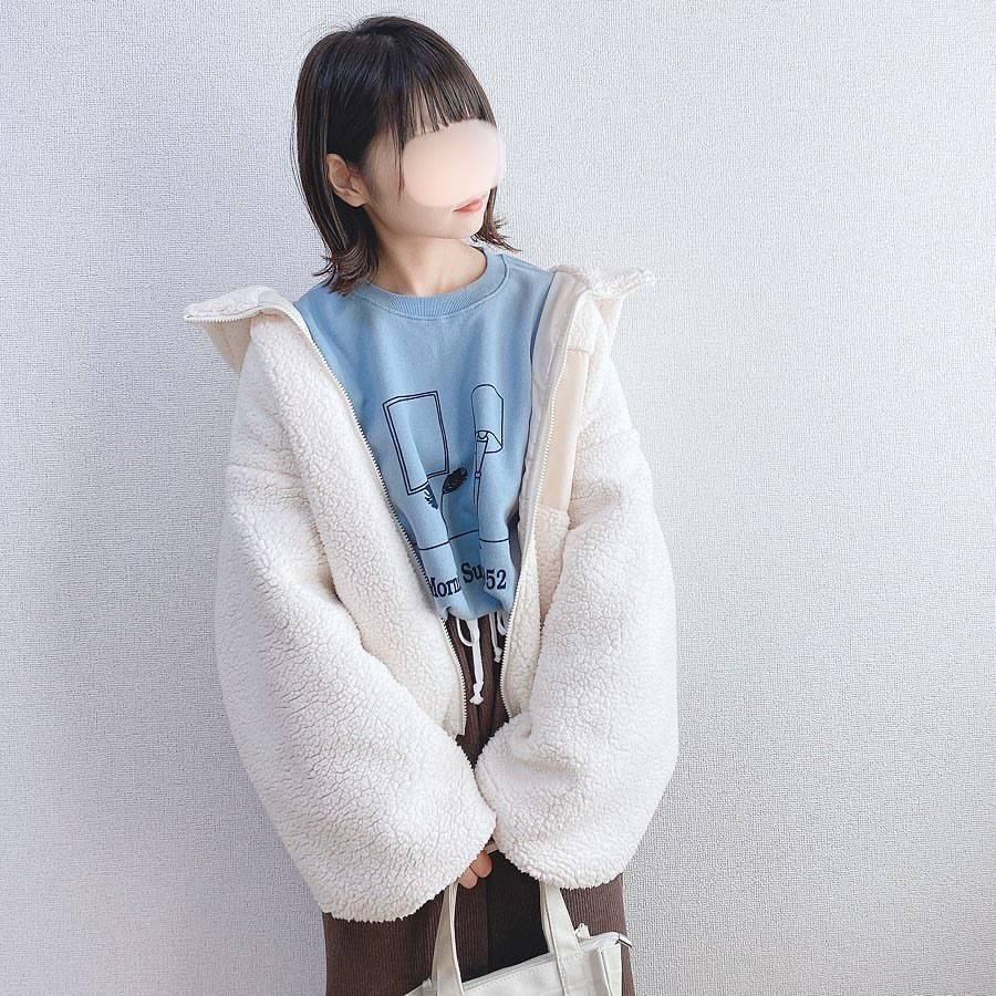 最高気温13度・最低気温9度 _a03man_の服装