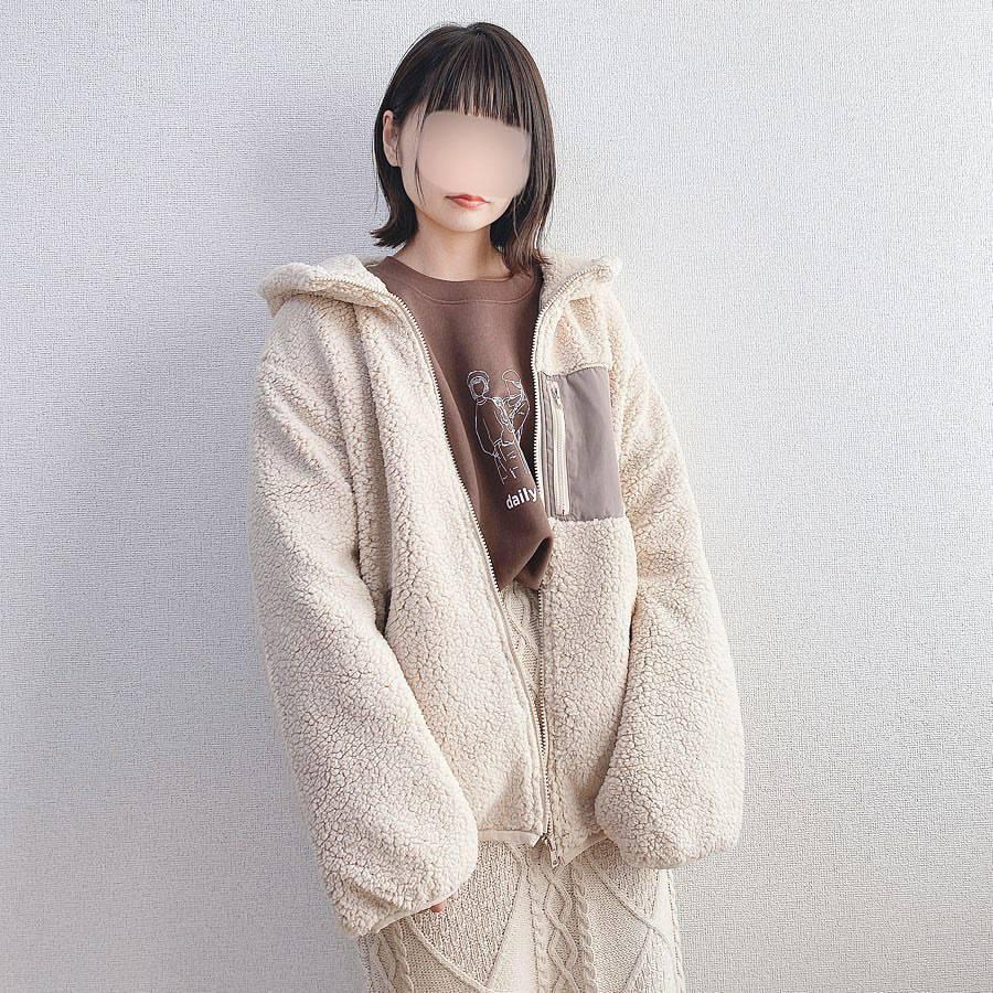最高気温9度・最低気温1度 _a03man_の服装