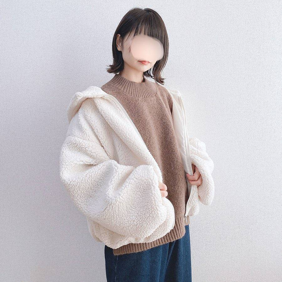 最高気温10度・最低気温6度 _a03man_の服装