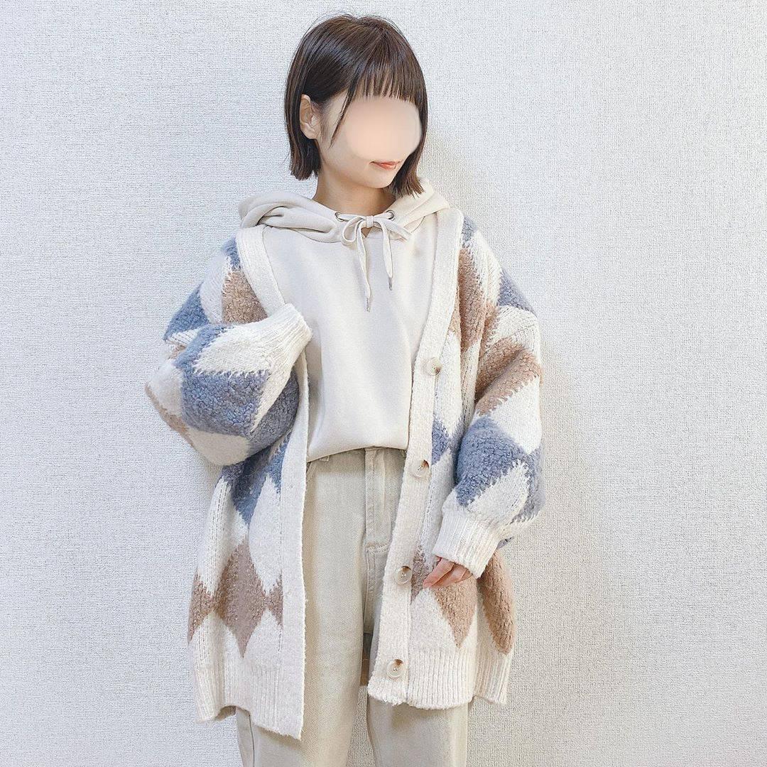 最高気温9度・最低気温6度 _a03man_の服装