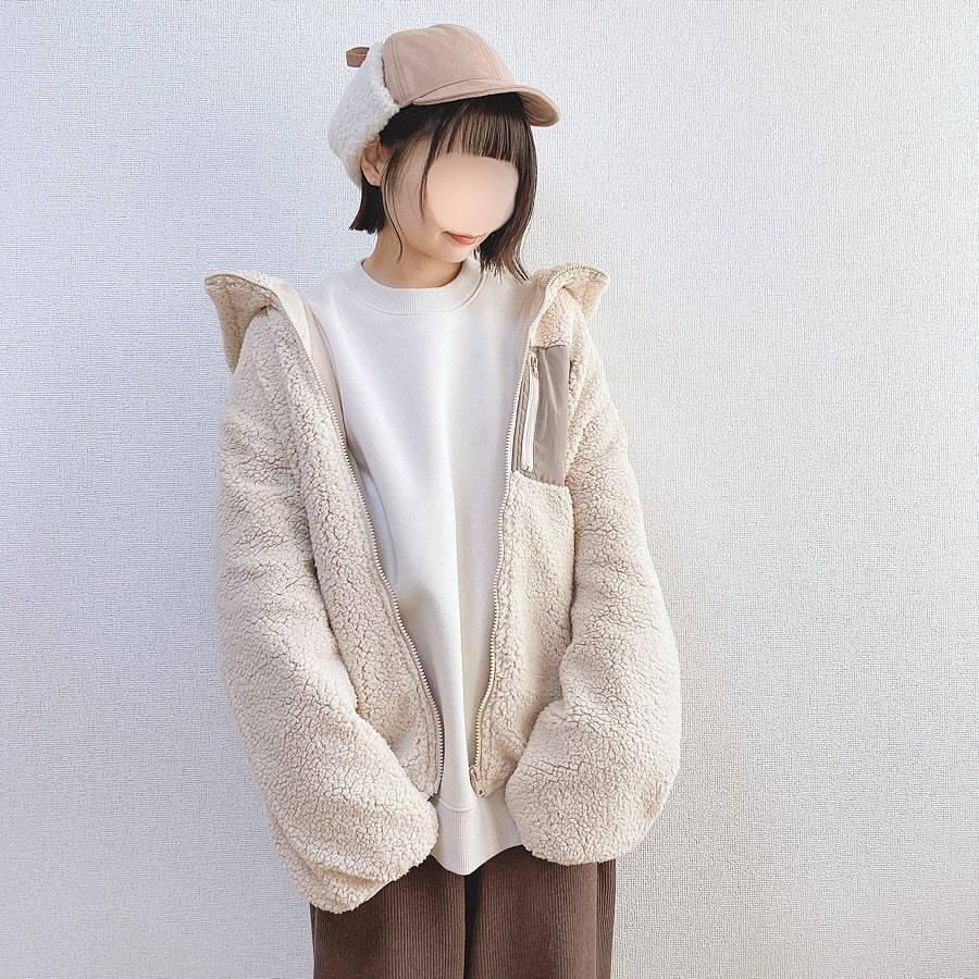 最高気温12度・最低気温1度 _a03man_の服装