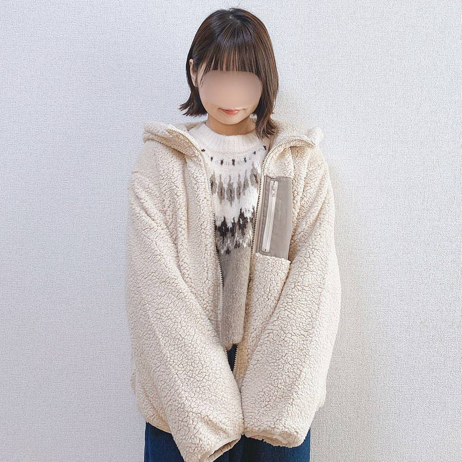 最高気温7度・最低気温2度 _a03man_の服装